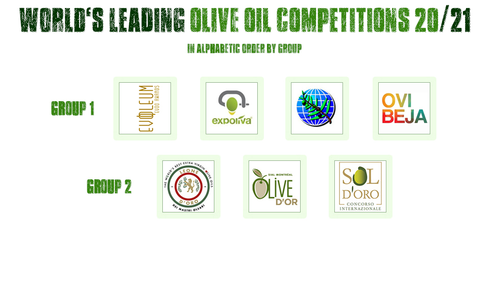 International Olive Oil Competitions